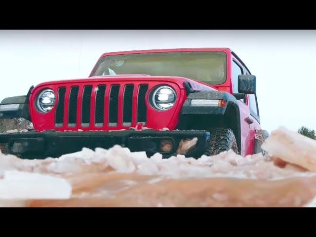 Jeep Wrangler JL Rubicon Is a $49,000 Jeep -- TEST/DRIVE