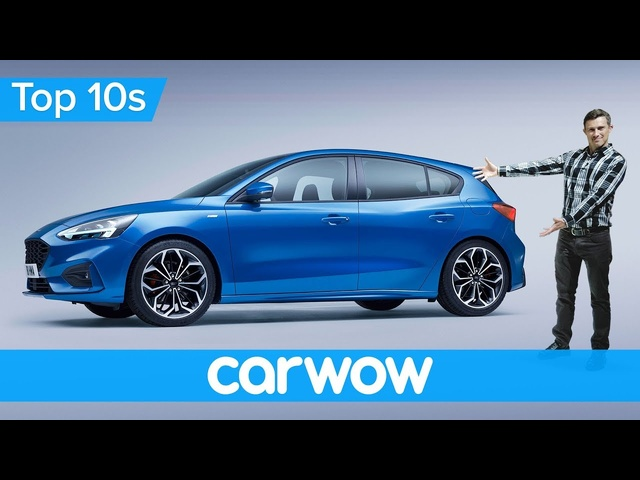 New Ford Focus 2019 revealed – finally better than a VW Golf? | Top 10s