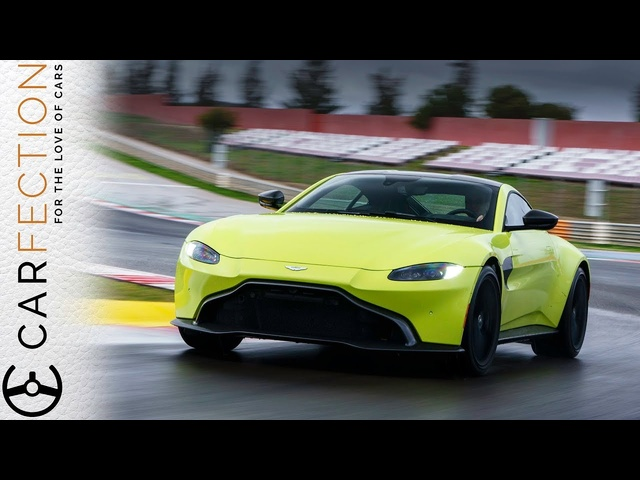 NEW Aston Martin Vantage: Road And Track Review By Henry Catchpole - Carfection
