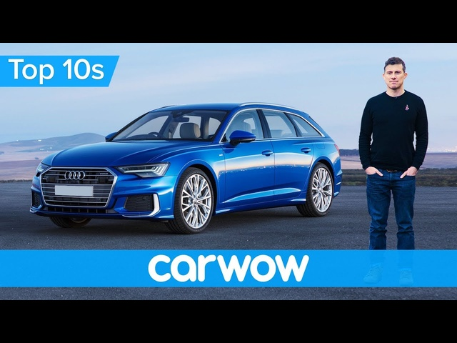 New <em>Audi</em> A6 Avant 2019 revealed - is it the 'smartest' estate car ever?