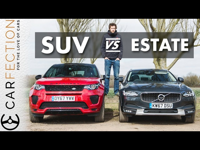 SUV vs Estate: Is The SUV Killing The Station Wagon? -Carfection