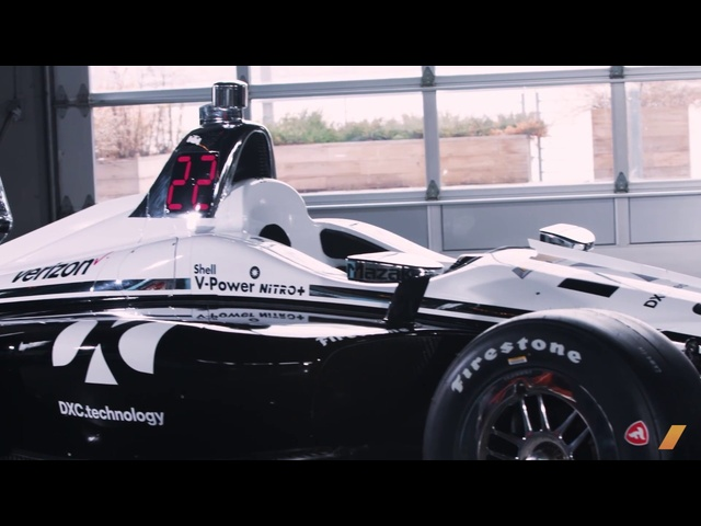 Simon Pagenaud's New IndyCar Aero Kit and Livery