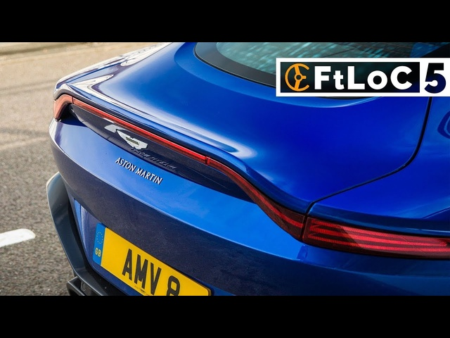 Is The New Vantage A Good Looking Car? - #FtLoC Episode 5 - Carfection