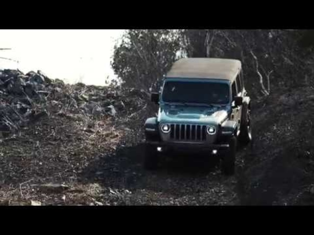All-new Jeep Wrangler | Teaser | Full Review Coming Next Week