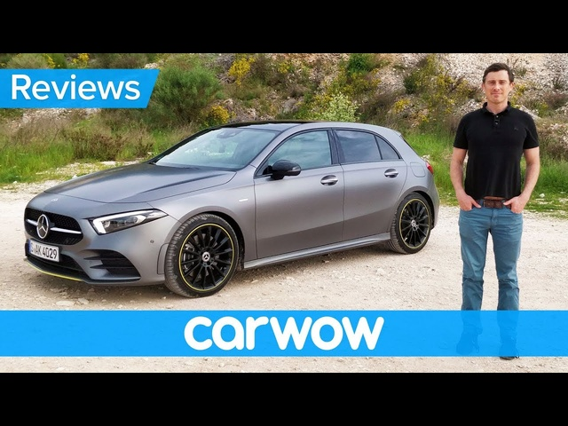 New <em>Mercedes</em> A-Class 2019 REVIEW - see why it's a game changer