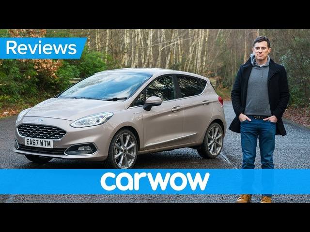 <em>Ford</em> Fiesta 2019 detailed in-depth review | carwow Reviews