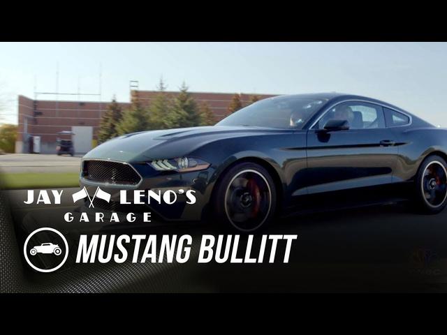 1968 and 2019 Mustang Bullitt -Jay Leno's Garage