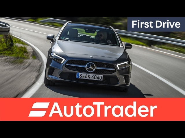 2018 <em>Mercedes</em>-Benz A-Class first drive
