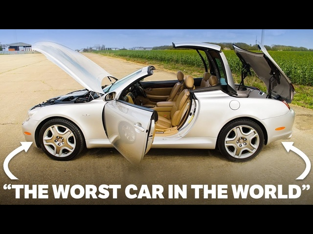 Here's Why The Lexus SC430 Is NOT