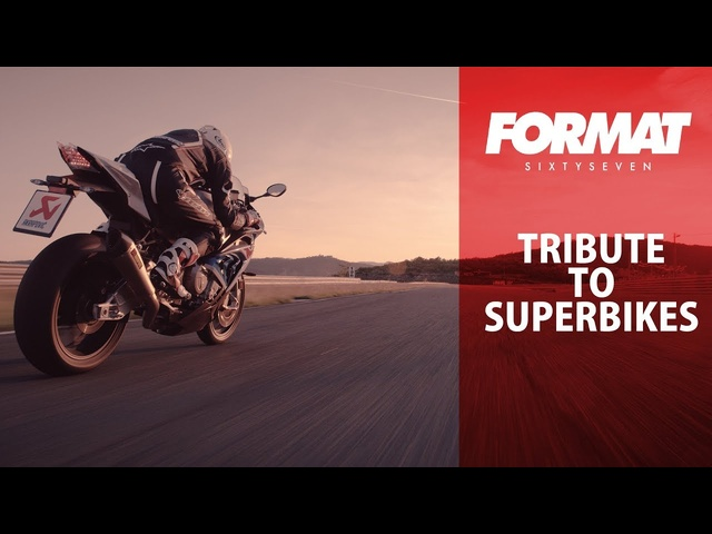 PURE LOVE -A TRIBUTE TO SUPERBIKES by FORMAT67.NET