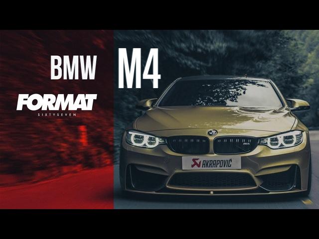 AKRAPOVIC BMW M4 // FORMAT67.NET