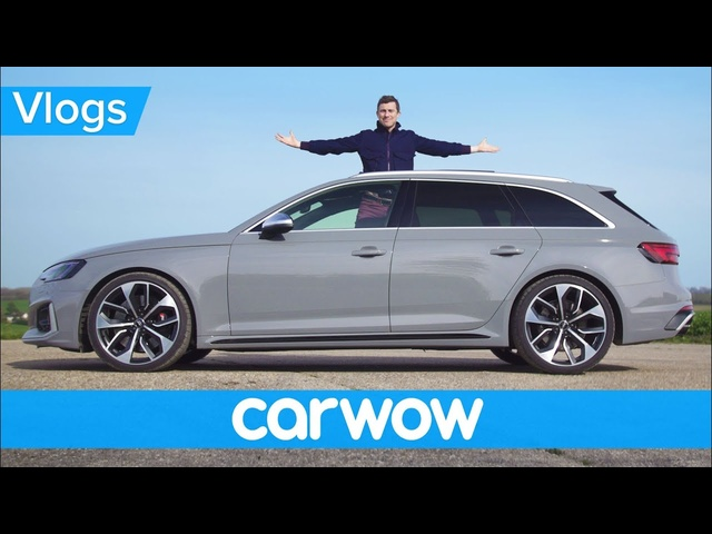 <em>Audi</em> RS4 - see which options YOU chose for my new daily driver | Mat Vlogs