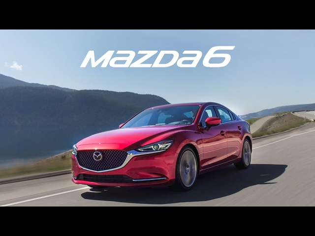 2018 <em>Mazda</em> 6 Turbo Review - Turbo Engine Turbo Handling