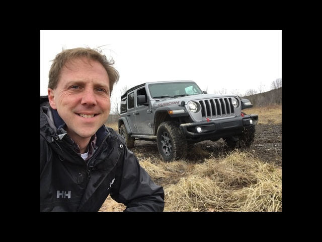 Jeep Wrangler Rubicon 2018| Full Review | with Steve Hammes | TestDriveNow