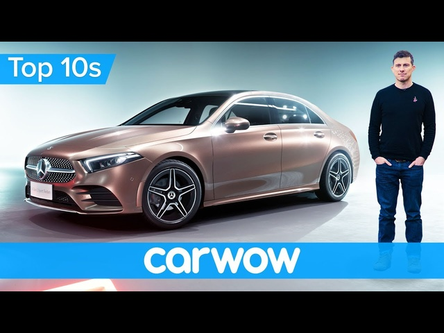 New Mercedes A-Class Saloon revealed & the best new cars coming soon! | Top10s