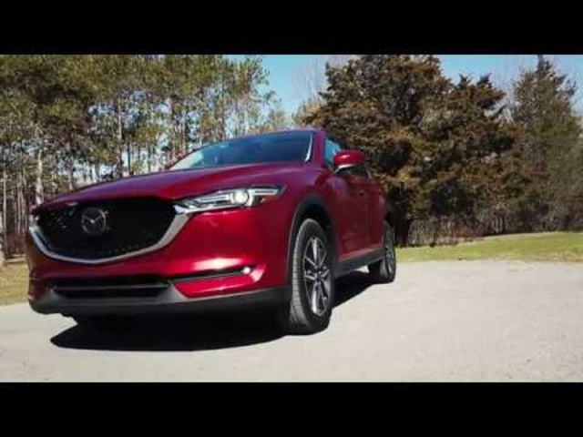 2018 Mazda CX-5 | Full Review | with Steve Hammes