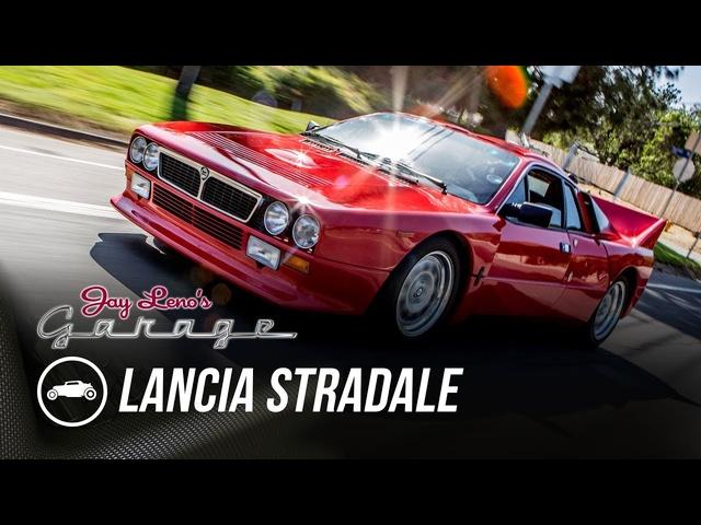 1982 <em>Lancia</em> Stradale -Jay Leno's Garage