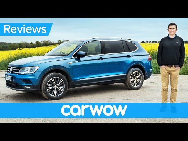 Volkswagen Tiguan Allspace SUV 2018 in-depth review | Mat Watson Reviews