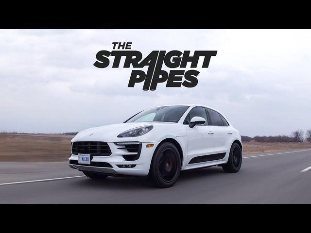 2018 <em>Porsche</em> Macan GTS - SUV That Handles Better Than Most Cars