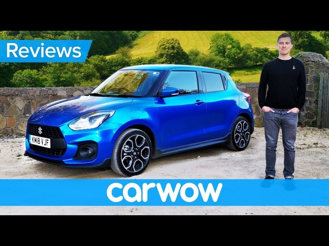 New Suzuki Swift Sport 2019 review – see why it's the most fun you can have on a budget