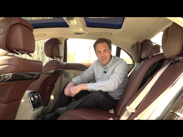 2018 Mercedes-Benz S560 | Full Review | with Steve Hammes