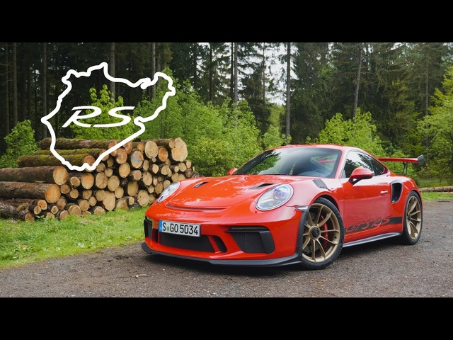 NEW <em>Porsche</em> 911 GT3 RS Review: Exploring The Lost Nürburgring - Carfection