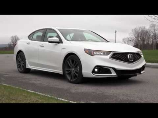 Acura TLX A-Spec 2018 | Full Review | with Steve Hammes | TestDriveNow
