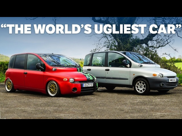Driving The World's Ugliest Car