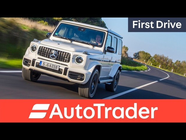 2018 Mercedes-Benz G-Class first drive