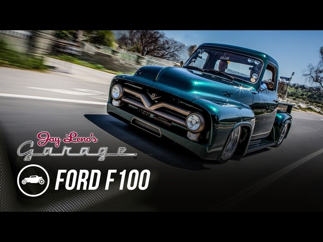1953 <em>Ford</em> F100 - Jay Leno's Garage