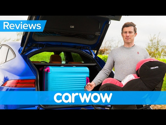 Jaguar E-Pace SUV 2019 practicality review | Mat Watson Reviews