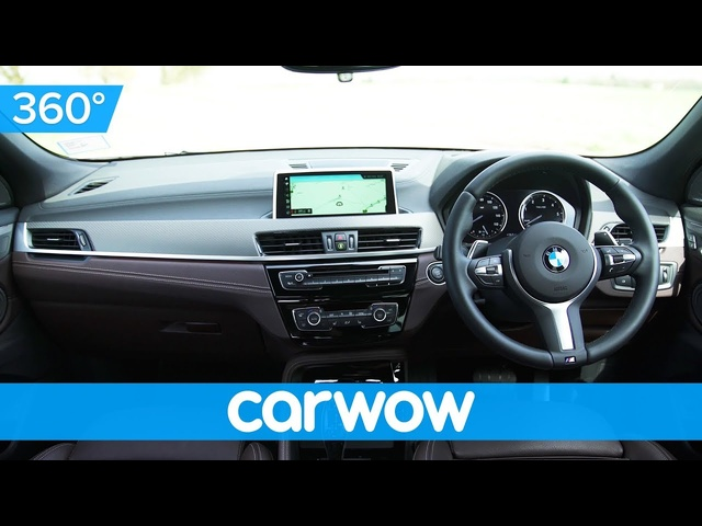 <em>BMW</em> X2 SUV 360 | Look Around