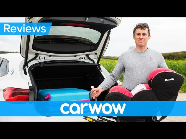 <em>BMW</em> X2 SUV 2019 practicality review | Mat Watson Reviews