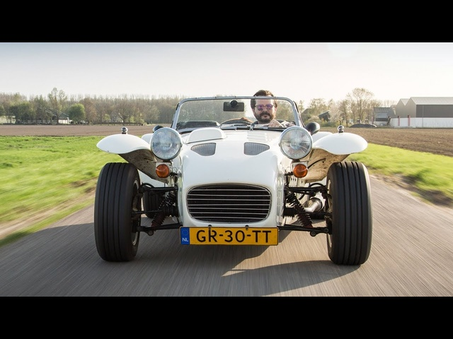 Dutch Fury: Meet The Makers Of Holland's Most Extreme Cars -Carfection
