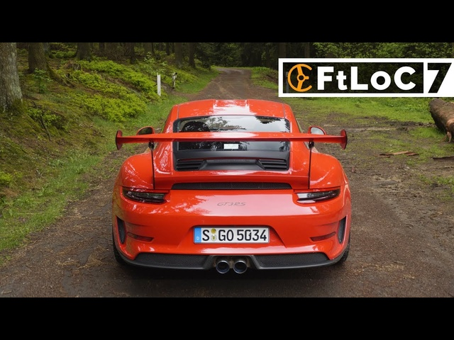 What's It Like To Spend A Day In The Porsche 911 GT3 RS? - #FtLoC Episode 7 - Carfection