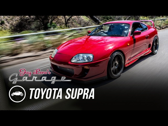 1993 Toyota Supra -Jay Leno's Garage