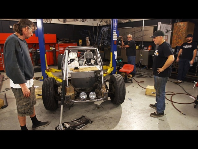 The Ugly Truckling Dragster -Roadkill Preview Ep. 76