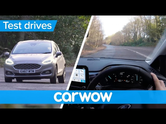 Ford Fiesta 2018 POV review | Mat Watson Reviews