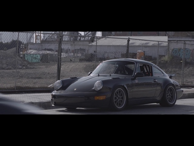 The Birth of Magnus Walker's 1994 Porsche 964