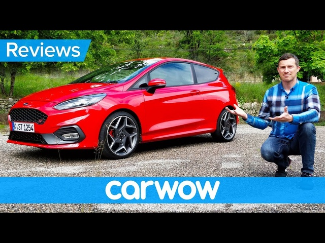New <em>Ford</em> Fiesta ST 2019 review - see why it's NOT quite the perfect hot hatch