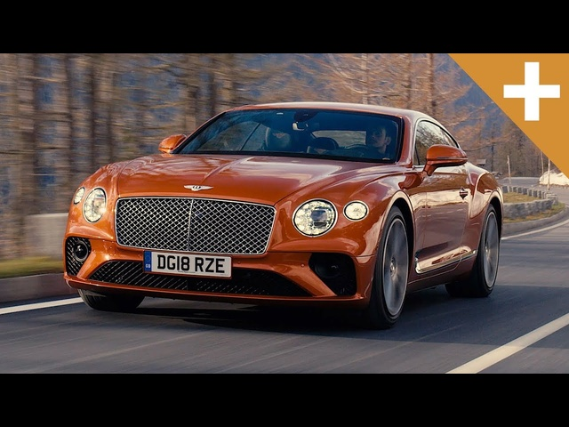 2019 <em>Bentley</em> Continental GT: Quick First Impressions - Carfection +