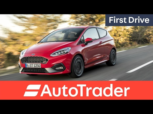 2018 <em>Ford</em> Fiesta ST first drive review