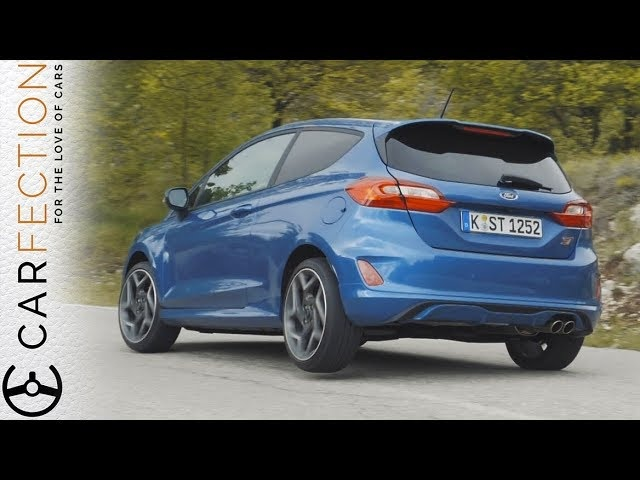 NEW Ford Fiesta ST: Good Enough To Be An RS? - Carfection