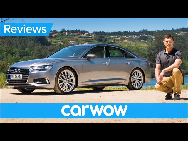 New <em>Audi</em> A6 2019 review – see why it's better than a BMW 5 Series and Mercedes E-Class!