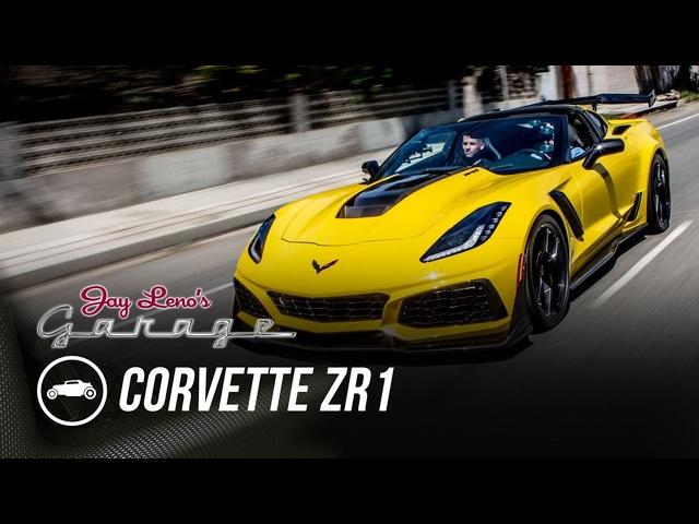 2019 Corvette ZR1 -Jay Leno's Garage