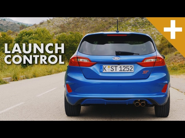 NEW Ford Fiesta ST Launch Control - Carfection +