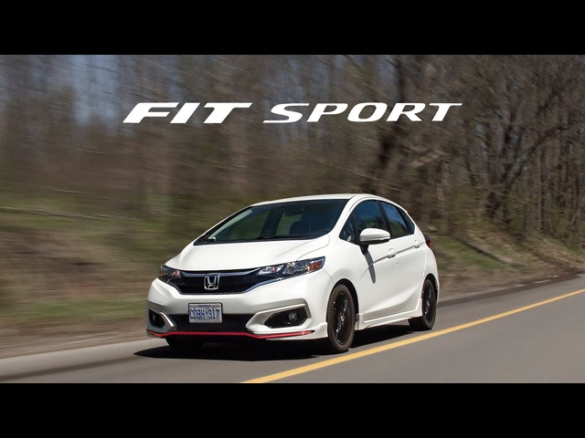 2018 <em>Honda</em> Fit Sport Review - Back to Basics