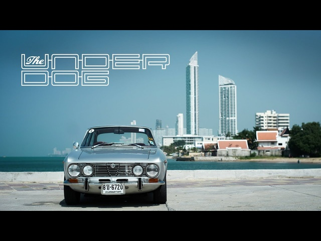 1975 Alfa Romeo 2000 GTV: An Underdog Abroad