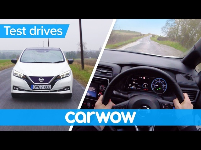 Nissan Leaf 2018 POV review | Test Drives