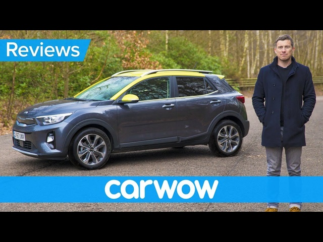 New Kia Stonic SUV 2019 in-depth review | Mat Watson Reviews